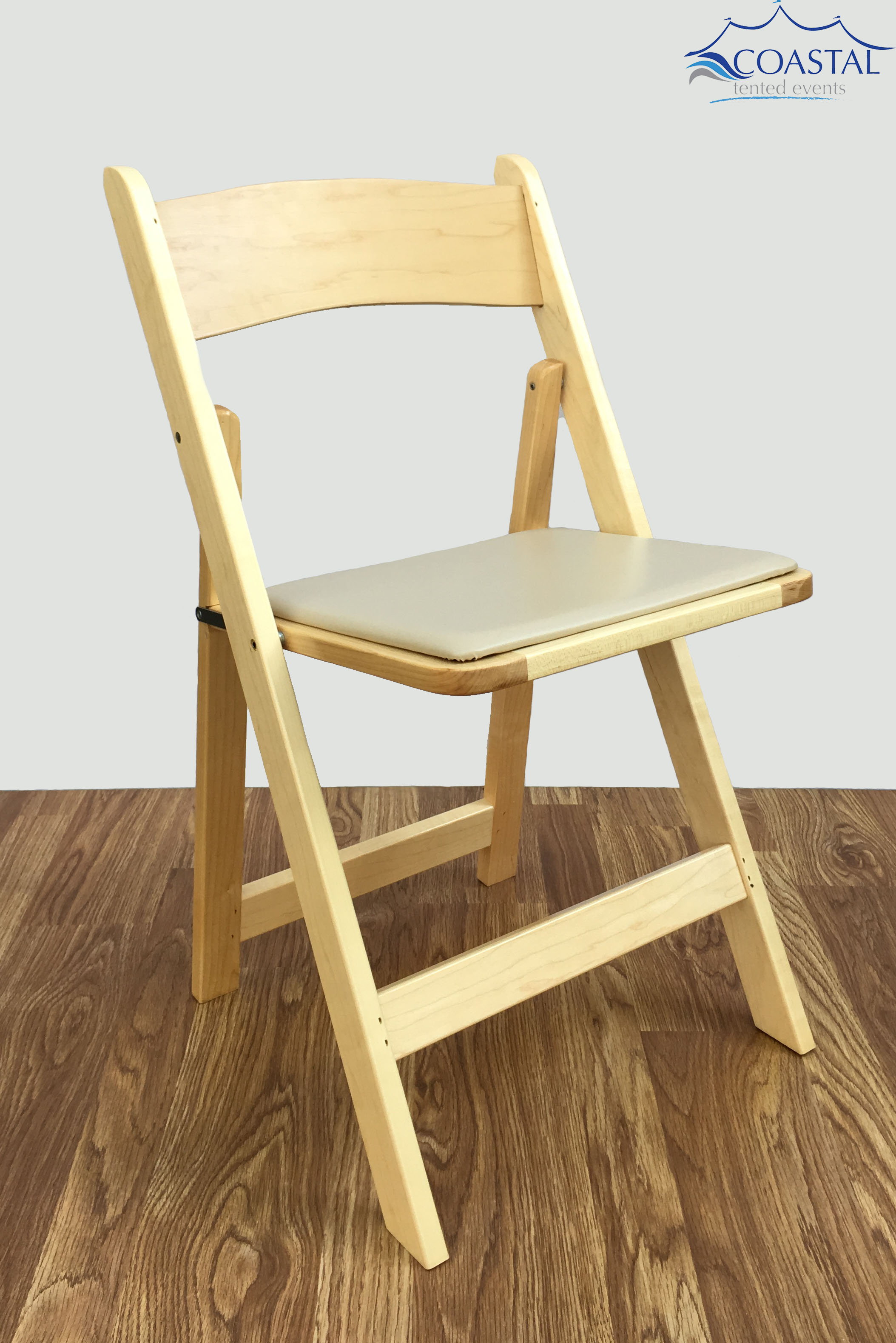 Natural Folding Chair
