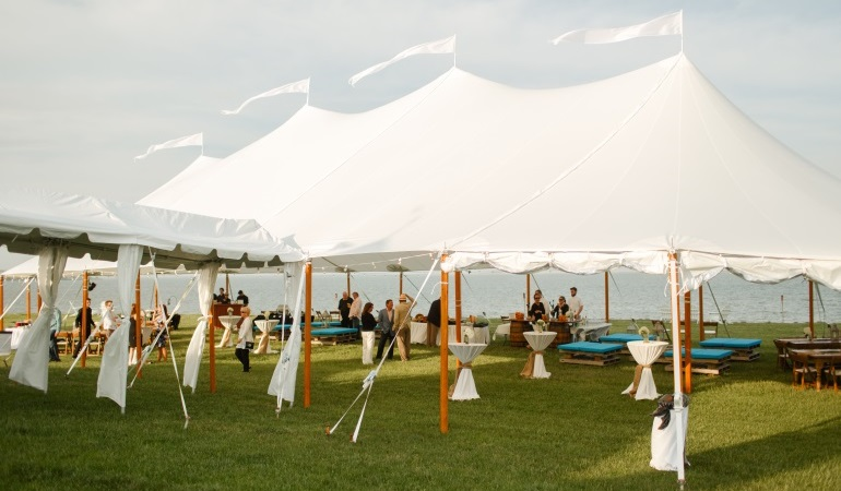 Sail Cloth Tent & Sail Cloth Tents
